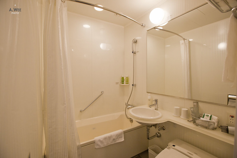 Bathroom in Executive Single Room
