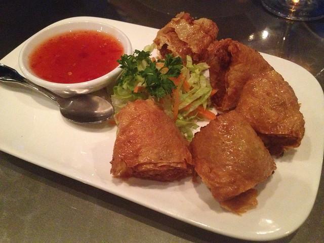 Crispy Chao Zhou rolls - Region