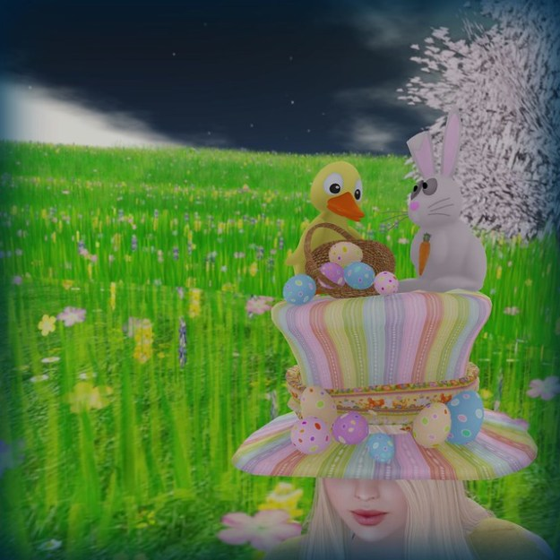 In My Easter Bonnet