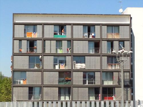 Nadie es perfecto- Edificios feos en Barcelona (2) by debolsillo