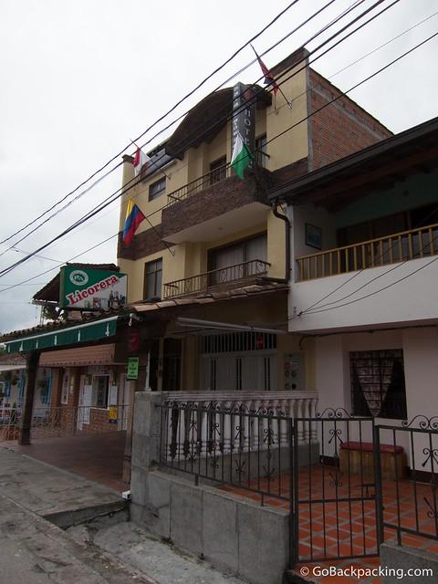 Hotel La Perla del Pereira