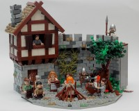 LEGO Medieval Life 5 - a gallery on Flickr