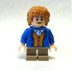 Target Exclusive Bilbo Minifig