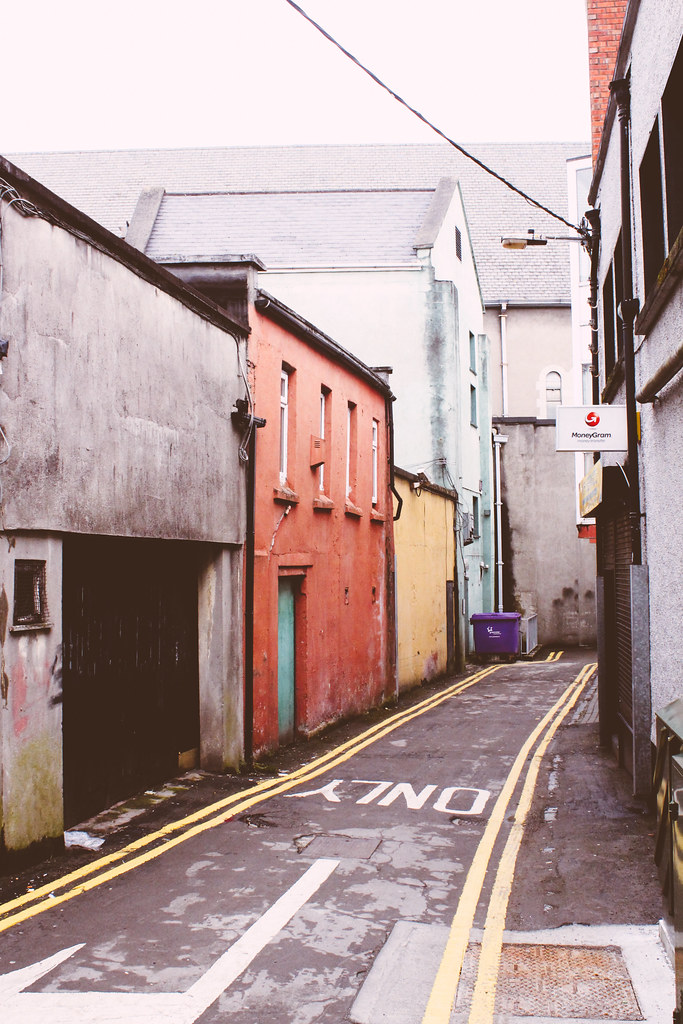 Alley in Limerick