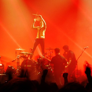 Foals @ Olympia 2013
