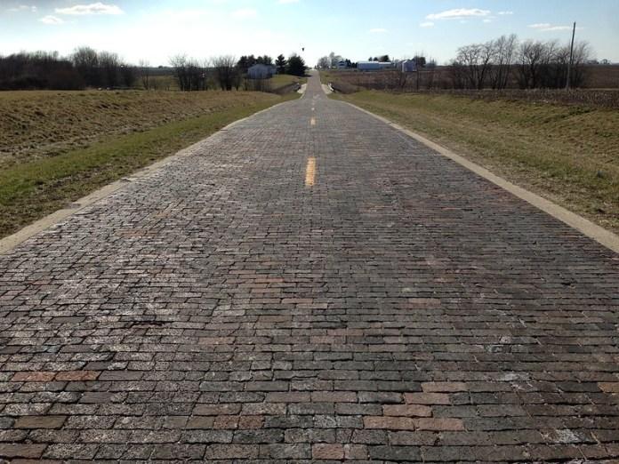 Brick Route 66