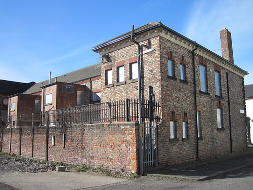 1897 Stockton Almshouse, Stockton-on-Tees