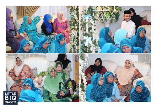 Majlis Aqiqah Aqeel, Areeq & Elyaz Shah