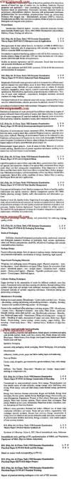 DTU Syllabus - Polymer Science & Chemical Technology