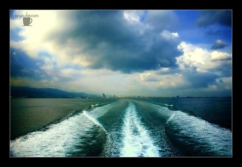 Travel Tidbits: Ocean Jet Ferry Cebu to Tagbilaran