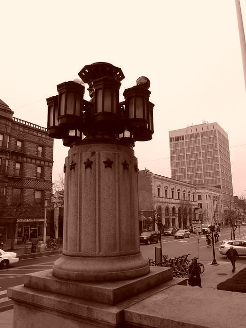 Central Square, Cambridge MA