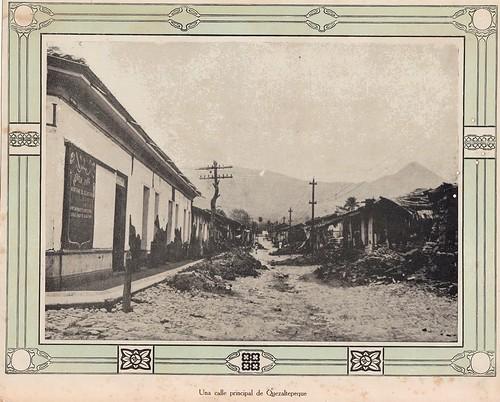 Calle de Quezaltepeque