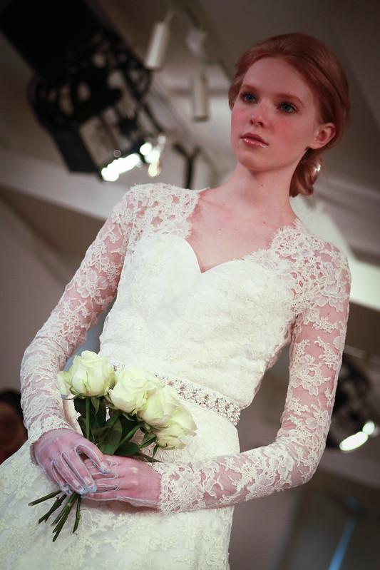 Oscar de la Renta Bridal 2014 - 252