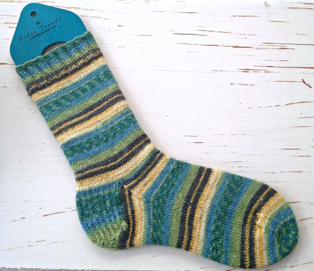 a-sock-at-last