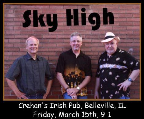 Sky High Band 3-15-13