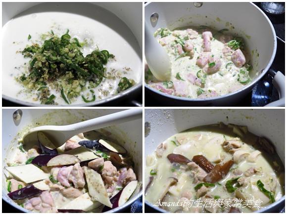 綠咖哩雞 (4)