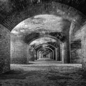 Fort Jefferson Interior