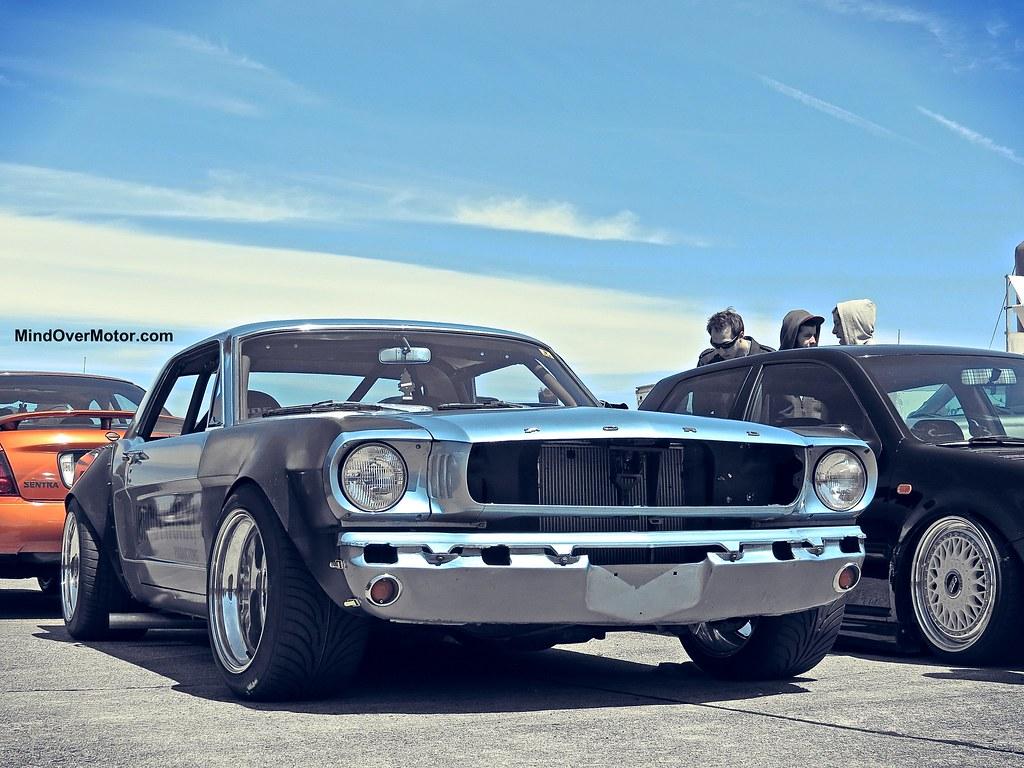 Ford Mustang custom widebody