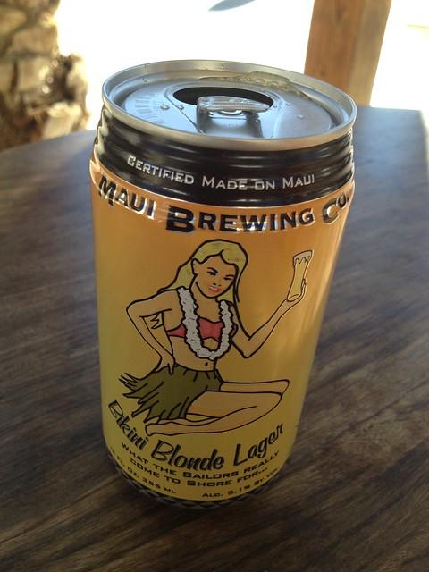 Bikini Blonde lager - Ace Hotel