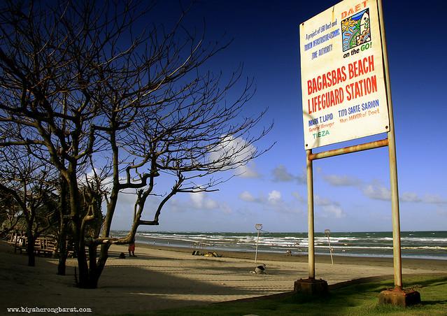 Bagasbas Beach Daet Camarines Norte
