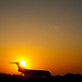 Sunrise | Leeds Bradford Airport - 21st March 2013