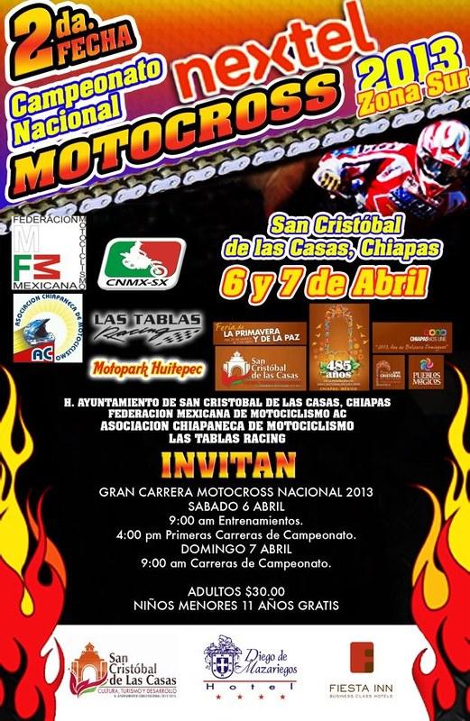 Motocros 2013