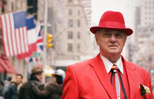 Stranger 51/100 | Easter Parade in New York