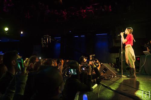 Myspace x Chapstick Present: Emeli Sande & Skylar Grey - 5