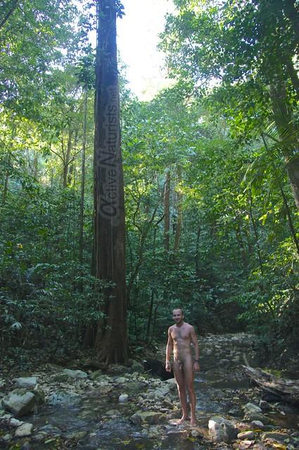 naturist 0004 Palenque, Chiapas, Mexico