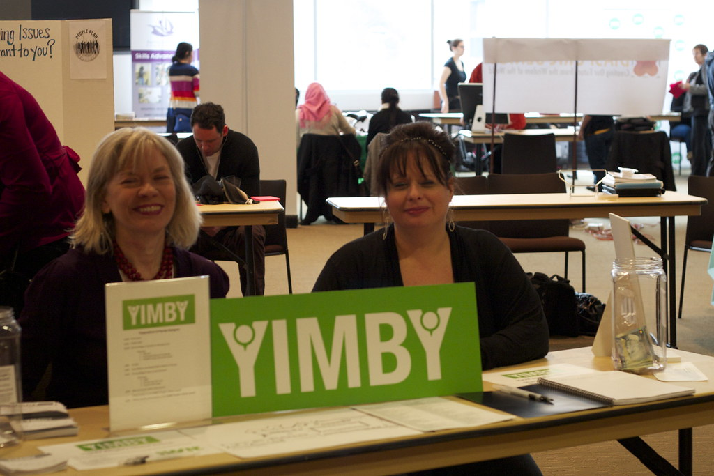 Welcome to YIMBY!