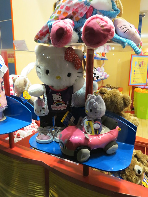 Hello Kitty Build a Bear