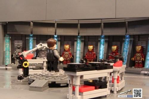 Iron Man - Hall of Armour