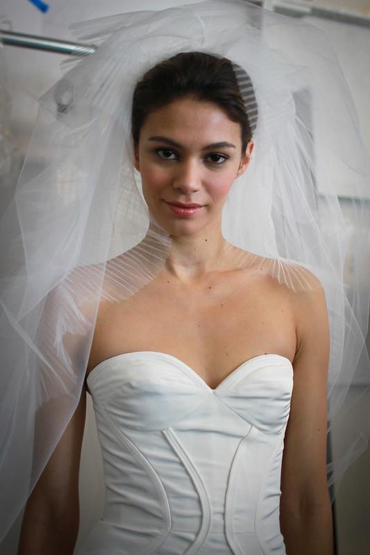 Oscar de la Renta Bridal 2014 - 84