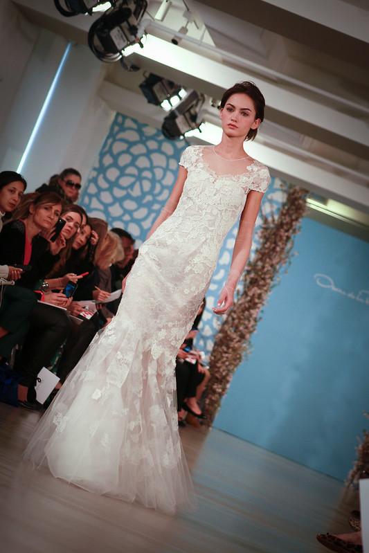 Oscar de la Renta Bridal 2014 - 186