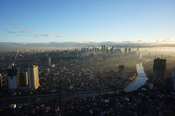 Metro Manila Skyline Skyscrapercity - Year of Clean Water