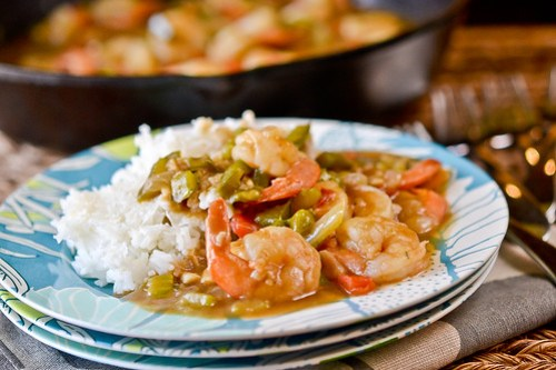 Shrimp Etoufee-10