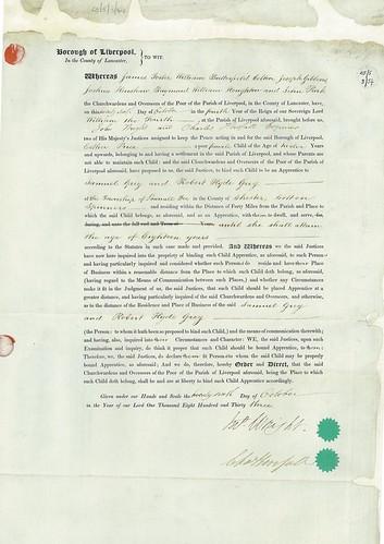 GB127.C5/5/3/54 (page 1), 14 Nov 1833