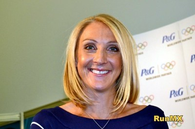 Paula Radcliffe estará en la carrera #NosotrasCorremos México
