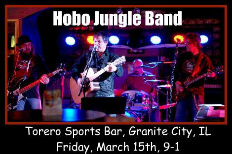 Hobo Jungle Band 3-15-13