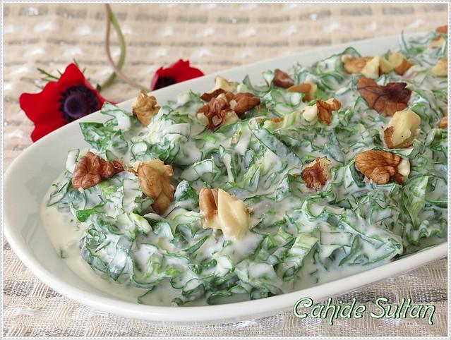 Nasıl bir salata hazırlarsınız Hanımefendi