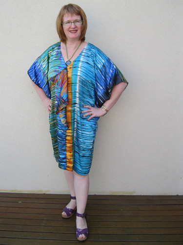 Victory Patterns Satsuki dress