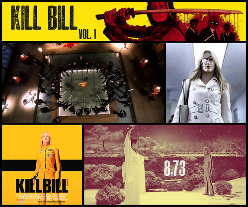 MONDO TARANTINO - KILL BILL VOL1