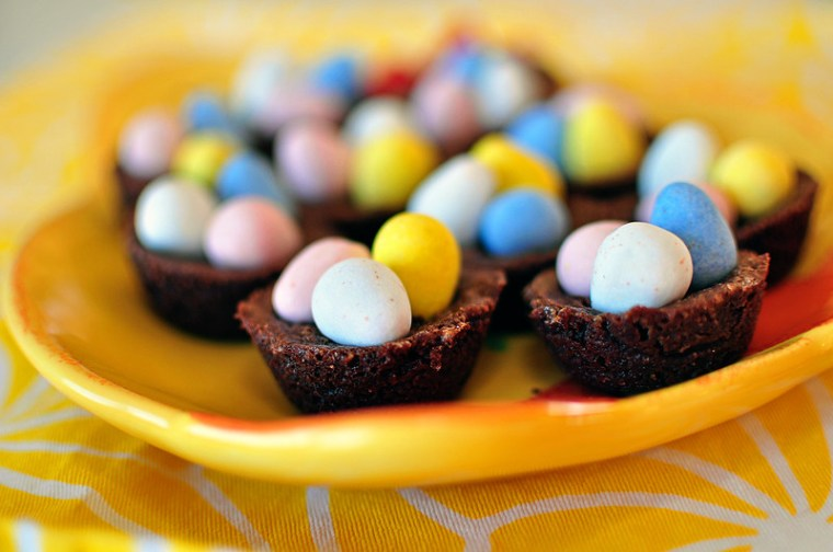 Brownie Nests 4