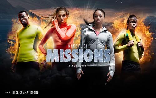 Nike Mission