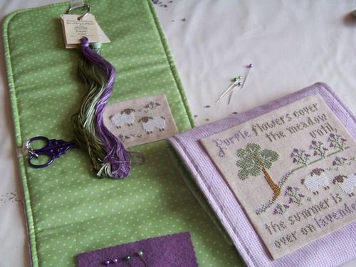 Lavender Huswife (2/6)