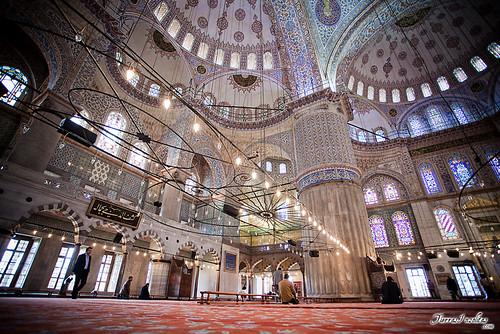 Mezquita Azul (Estambul)