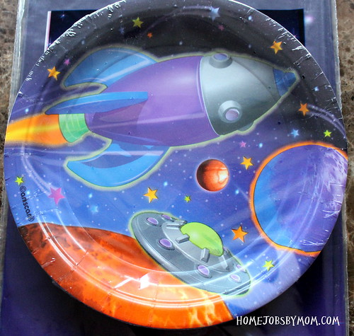 outer space plates
