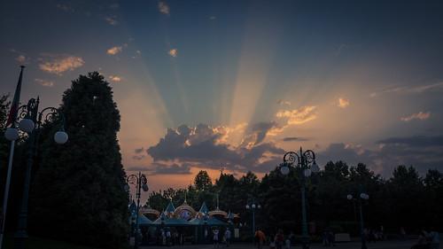 Dark Disney : The Gates of the Dream (Disneyland Paris) - Photo : Gilderic