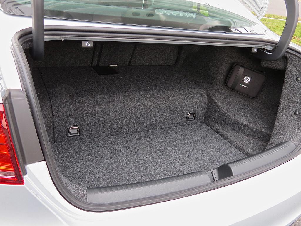 VW Hybrid Trunk
