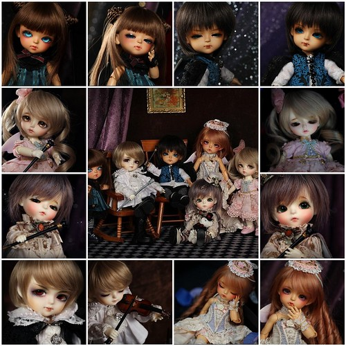 Latidoll Bat Child Release Event